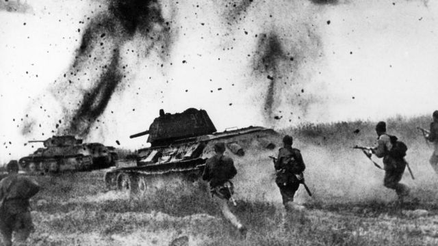 Những sự thật về lịch sử về Chiến tranh thế giới lần thứ II  - Ảnh 2.