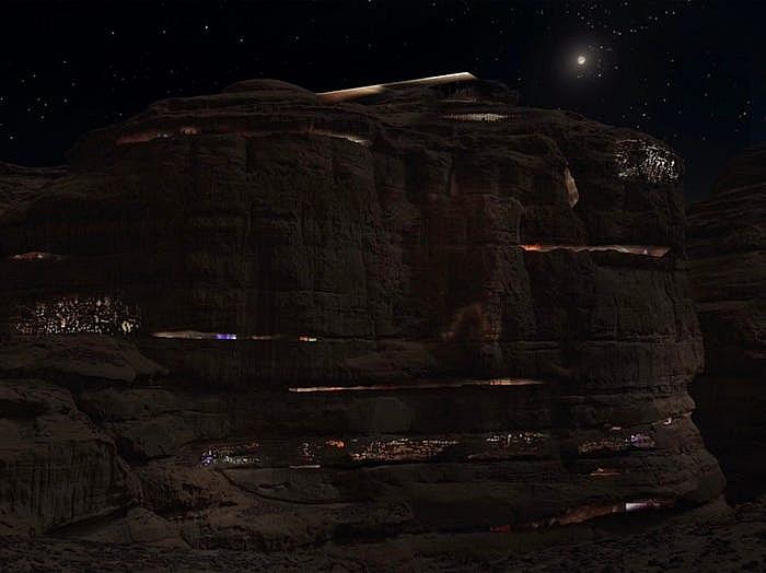 Khách sạn ẩn mình trong núi đá sa thạch cổ - Ảnh 11.