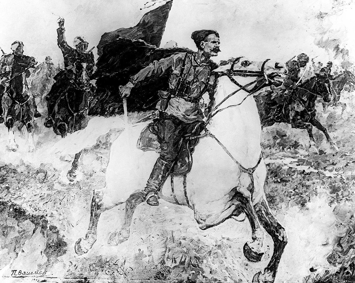 Chỉ huy vĩ đại bậc nhất Liên Xô: Cái chết và cuộc đời bí ẩn làm Stalin không thể ngồi yên - Ảnh 1.