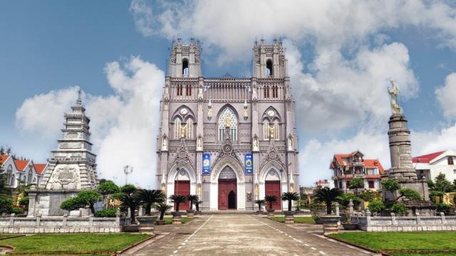 Nam Định – Thành phố của những nhà thờ nguy nga, tráng lệ - Ảnh 13.