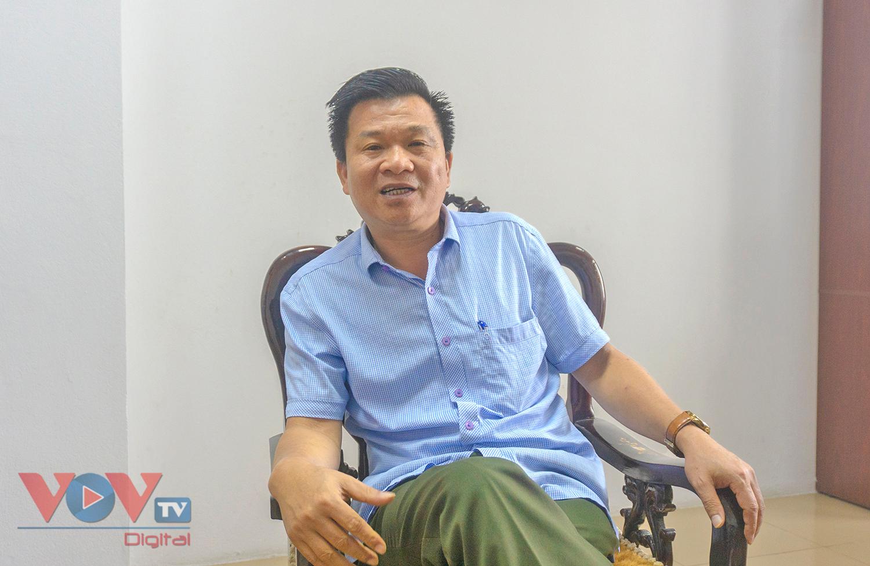 Ông Tô Mạnh Tiến - PGĐ Sở Nông nghiệp và Phát triển nông thôn tỉnh Lào Cai.jpg