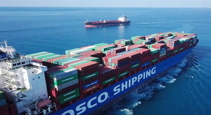 Doanh nghiệp khốn đốn vì cước vận chuyển container bất ngờ tăng nhiều lần - Ảnh 1.