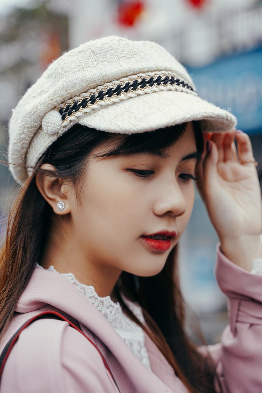 Giới trẻ Hà Nội mặc sành điệu giữa tiết trời 16 độ C - Ảnh 5.