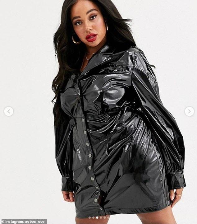 Váy như... túi nhựa đựng rác có giá hơn 15 triệu đồng - Ảnh 3.
