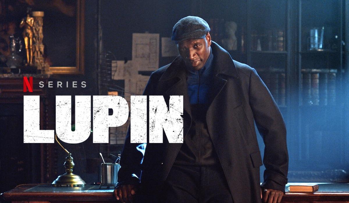 """Siêu phẩm gây sốt """"Lupin"""" """"thống trị"""" Netflix toàn cầu - Ảnh 1."""