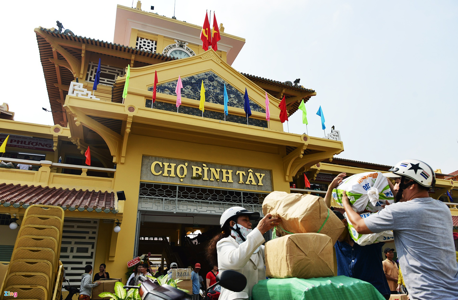 10 địa điểm hút khách nước ngoài ở TP.HCM - Ảnh 1.