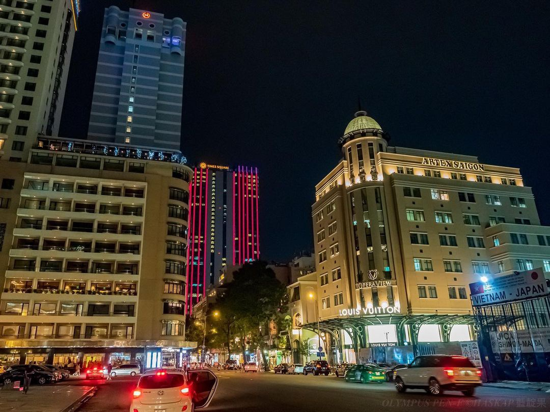 10 địa điểm hút khách nước ngoài ở TP.HCM - Ảnh 5.