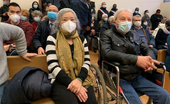 Dư luận quốc tế ủng hộ vụ kiện các công ty hóa chất Mỹ của bà Trần Tố Nga - Ảnh 1.