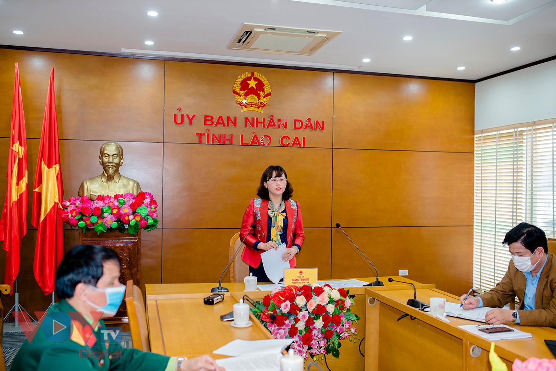Bà Giàng Thị Dung - Phó Chủ tịch UBND tỉnh Lào Cai 1.jpg
