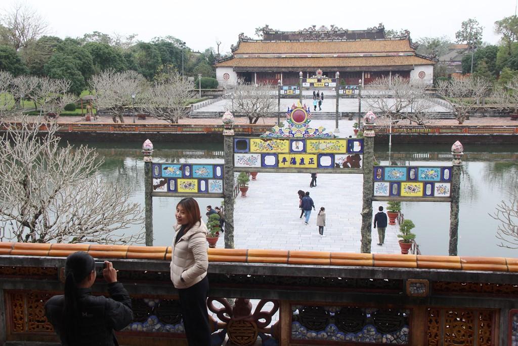 Huế: Ngọ Môn mở cửa đón khách sau thời gian dài trùng tu  - Ảnh 5.