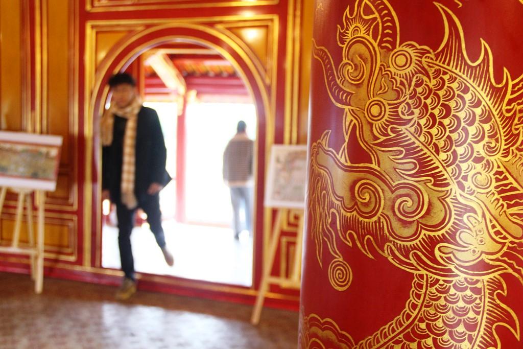 Huế: Ngọ Môn mở cửa đón khách sau thời gian dài trùng tu  - Ảnh 6.