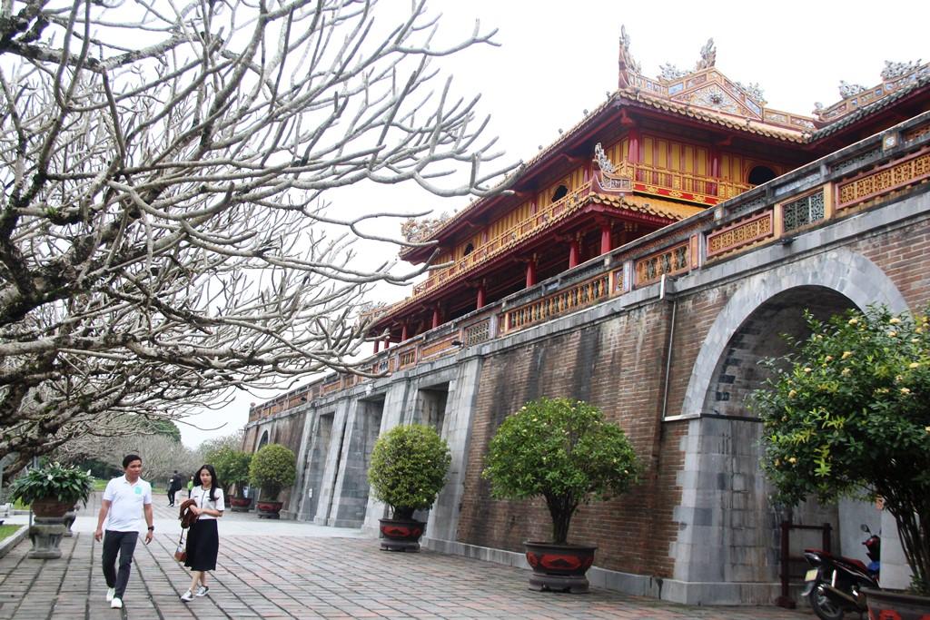Huế: Ngọ Môn mở cửa đón khách sau thời gian dài trùng tu  - Ảnh 7.