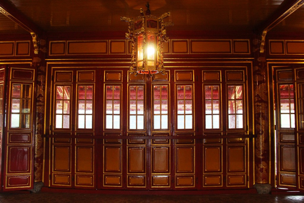 Huế: Ngọ Môn mở cửa đón khách sau thời gian dài trùng tu  - Ảnh 8.