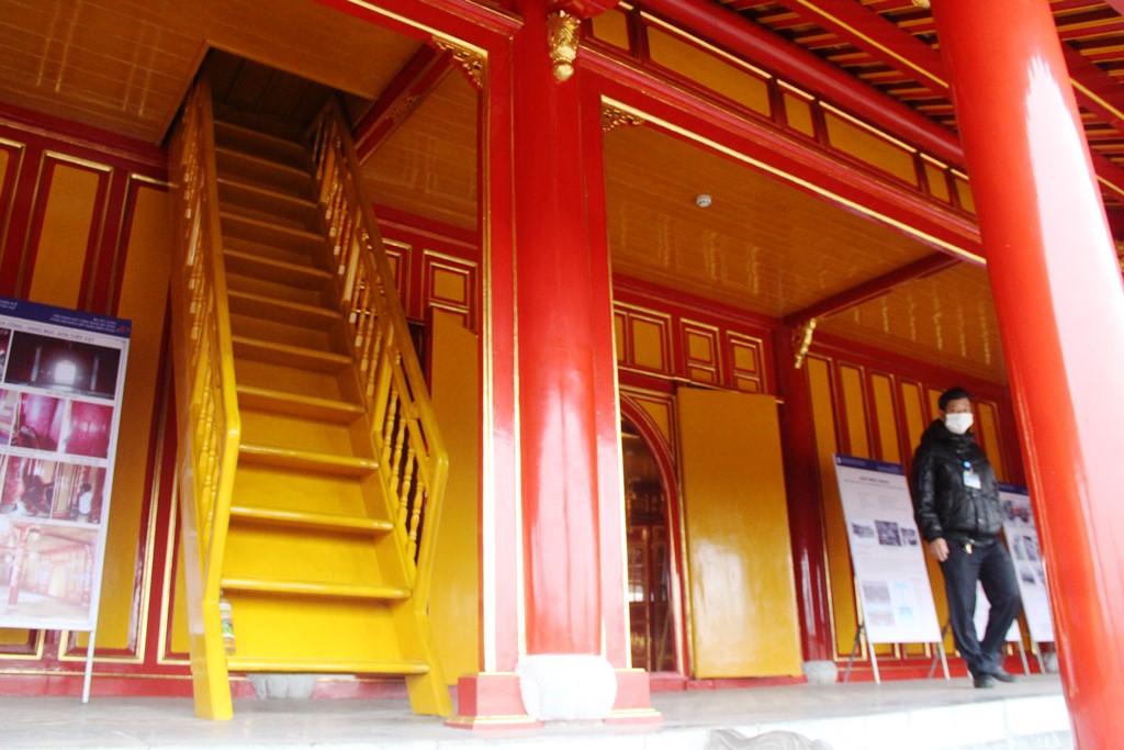 Huế: Ngọ Môn mở cửa đón khách sau thời gian dài trùng tu  - Ảnh 9.