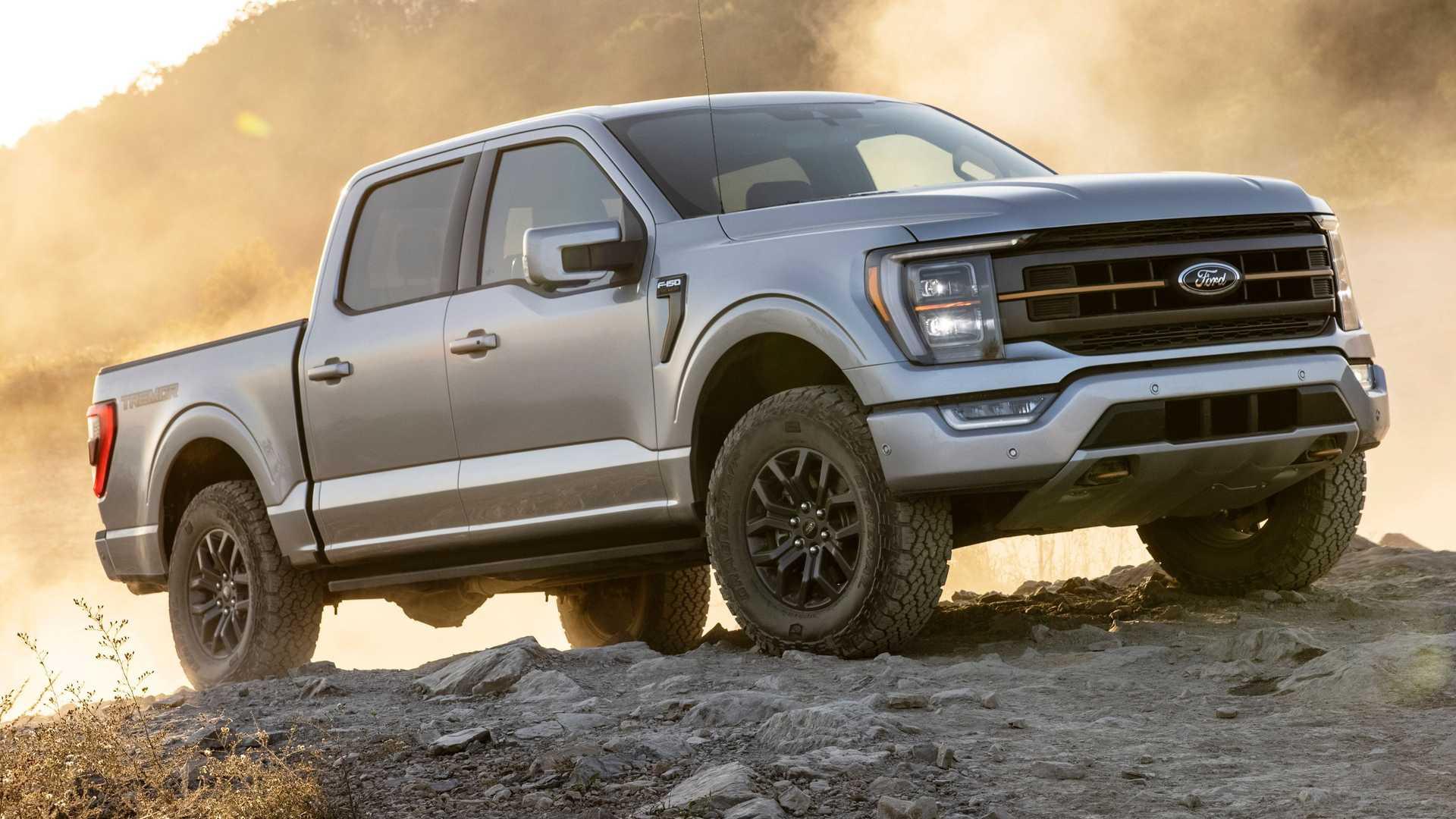 Top 10 mẫu xe bán chạy nhất nước Mỹ năm 2020 - Ảnh 10.
