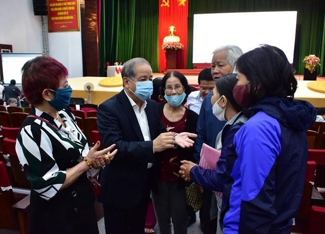 Thừa Thiên Huế phản hồi về thông tin Chủ tịch tỉnh 18 tháng không tiếp dân - Ảnh 2.