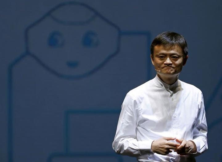 Jack Ma tái xuất sau một thời gian dài biến mất - Ảnh 1.