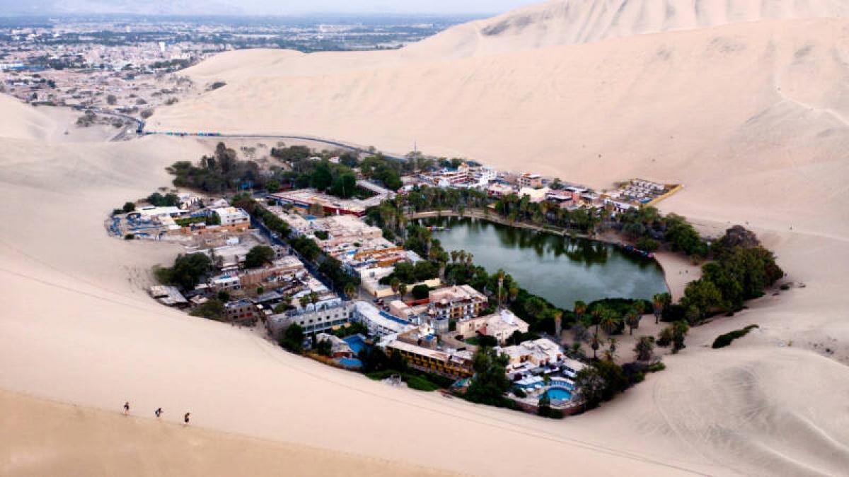 Khám phá những vùng đất khô hạn nhất trên thế giới - Ảnh 6.