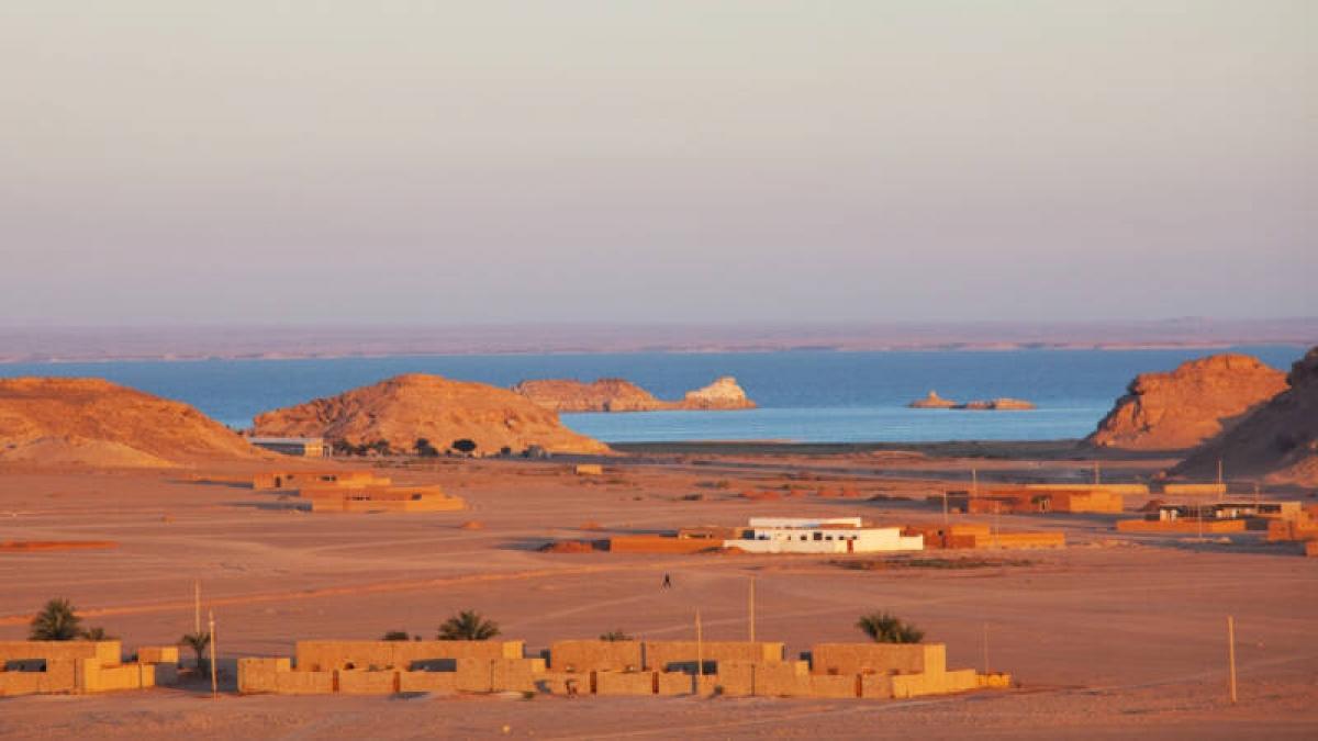 Khám phá những vùng đất khô hạn nhất trên thế giới - Ảnh 9.