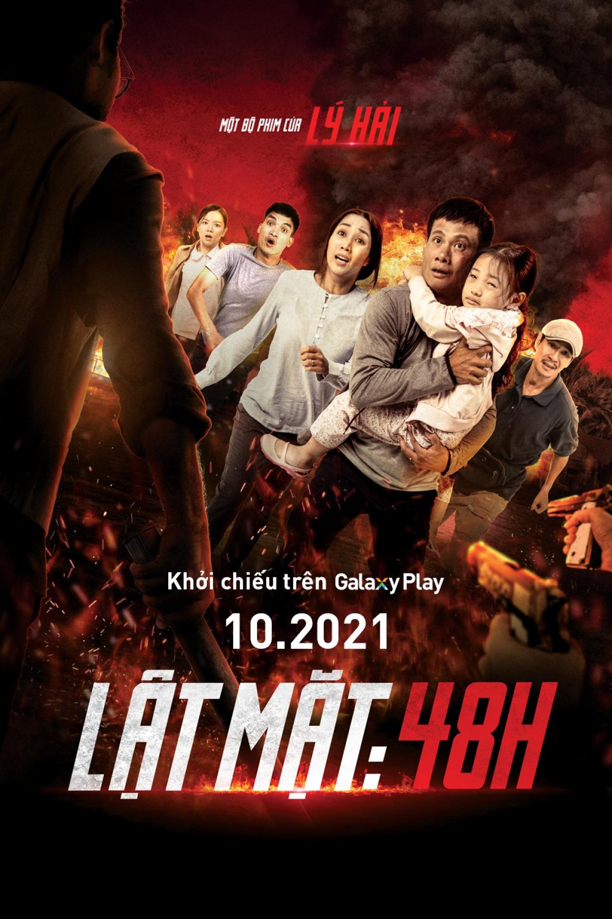 'Lật mặt: 48H' ra mắt khán giả xem phim online từ 16/10 - Ảnh 1.