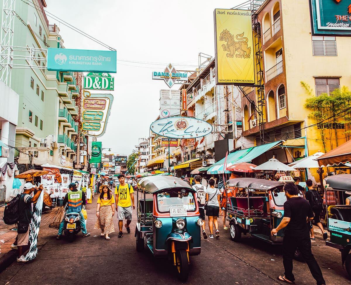 Ý tưởng 'du lịch gợi cảm' ở Thái Lan - Ảnh 1.