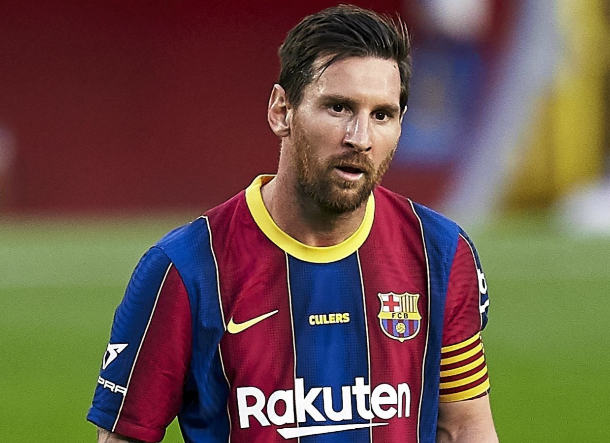Tương lai của Messi phụ thuộc vào tân chủ tịch Barca - Ảnh 1.