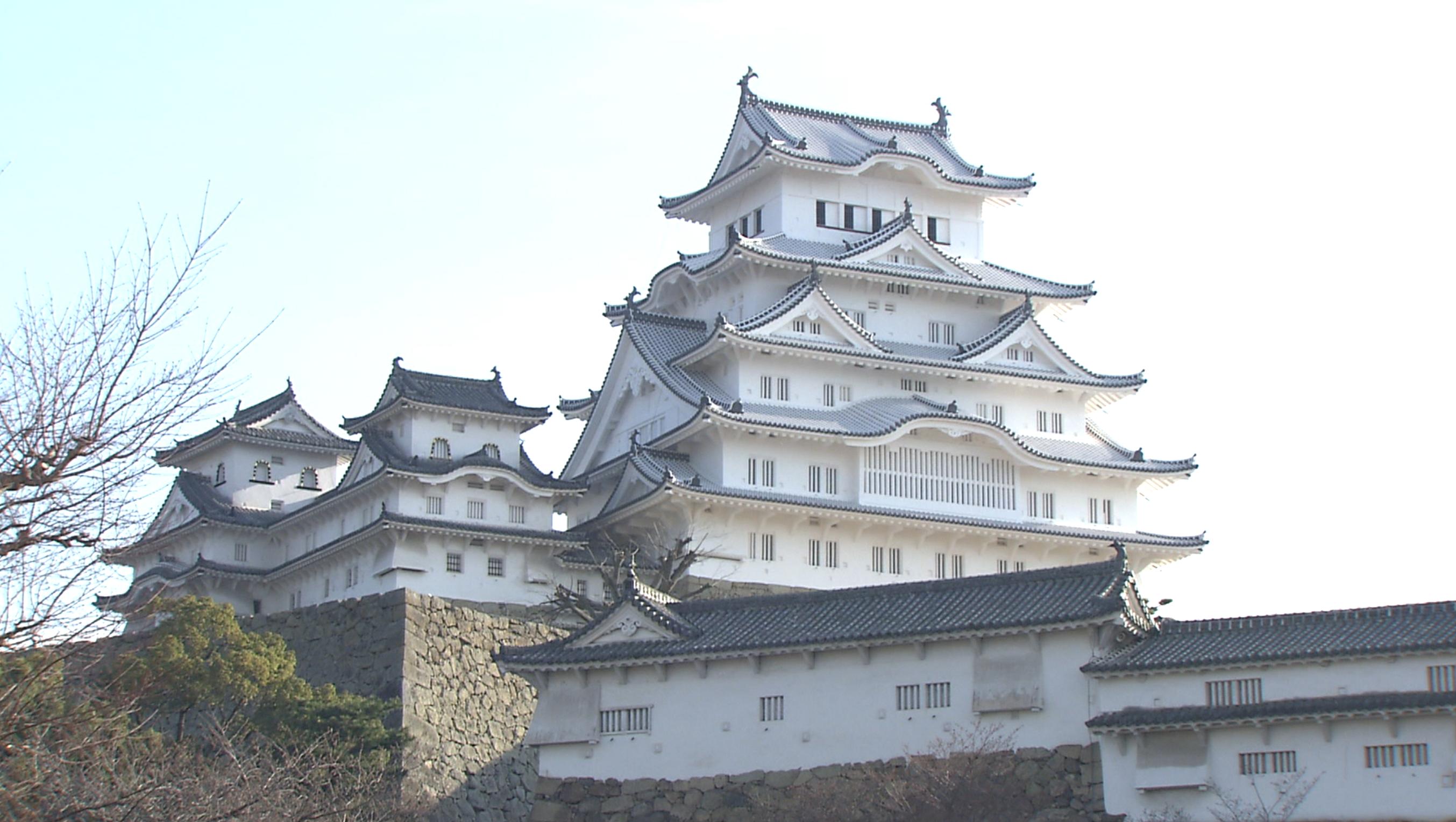 ☆Himeji Castle(Daytime).PNG
