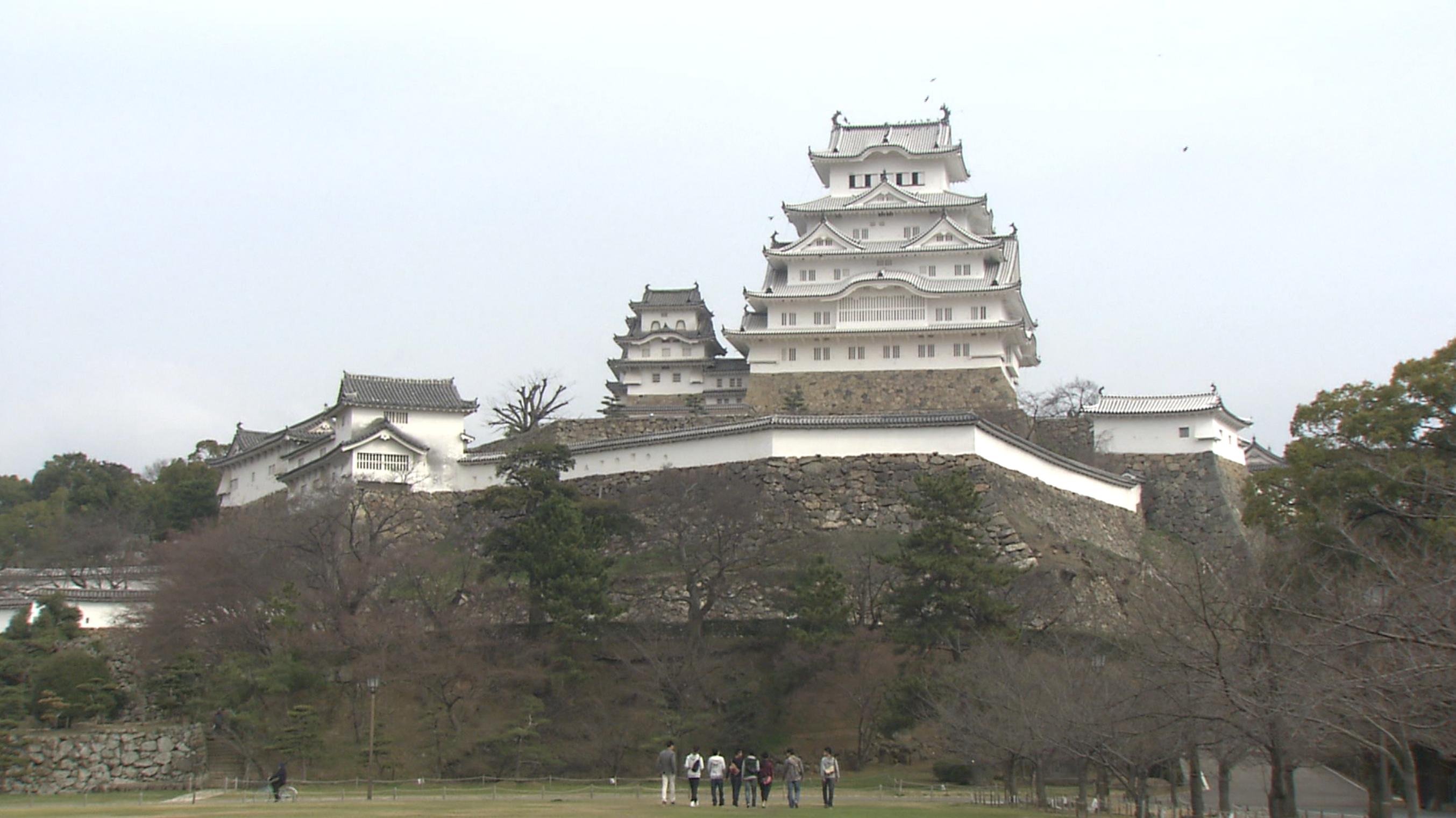 ☆Himeji Castle(Daytime2).PNG