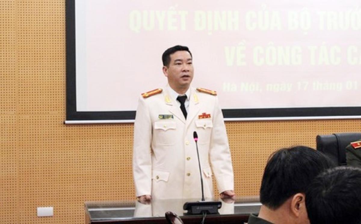 Đình chỉ công tác trưởng Phòng Cảnh sát Kinh tế Công an TP Hà Nội để điều tra - Ảnh 1.