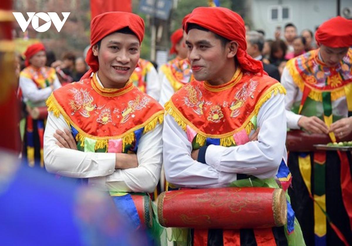 Mùa lễ hội xuân Tân Sửu yên ắng vì dịch Covid-19 - Ảnh 5.