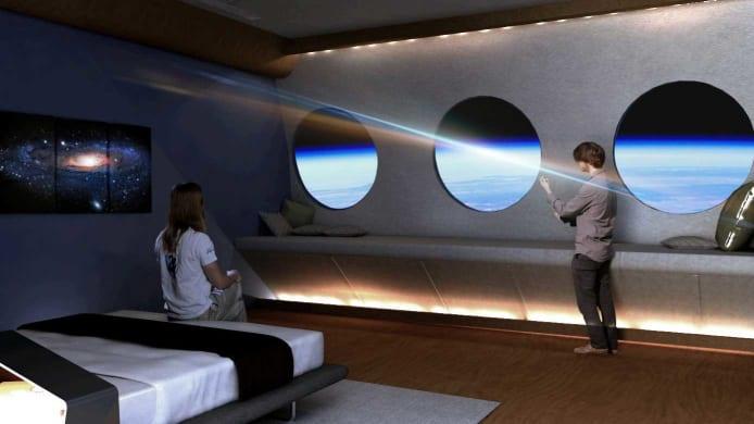 Khách sạn đầu tiên ngoài vũ trụ - Ảnh 6.