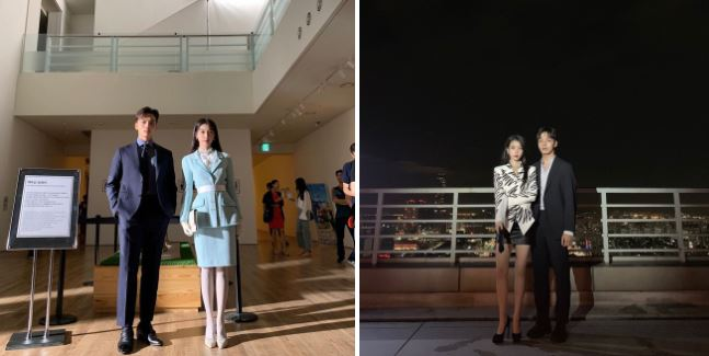 Cách chụp ảnh giúp mỹ nhân Hàn cao 1,6m nhìn như siêu mẫu 1,8m - Ảnh 4.