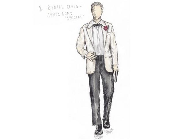 Cần bao nhiêu tiền để mua bộ vest của Daniel Craig, John Lennon từng mặc? - Ảnh 3.
