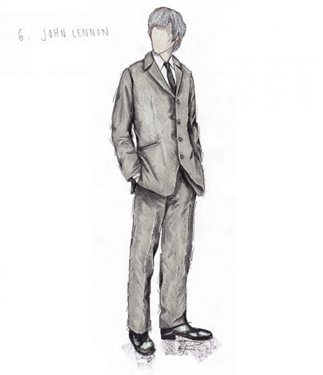 Cần bao nhiêu tiền để mua bộ vest của Daniel Craig, John Lennon từng mặc? - Ảnh 5.