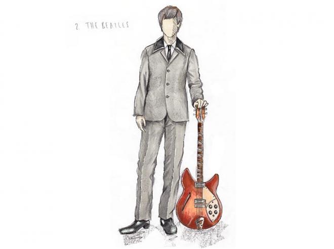 Cần bao nhiêu tiền để mua bộ vest của Daniel Craig, John Lennon từng mặc? - Ảnh 9.