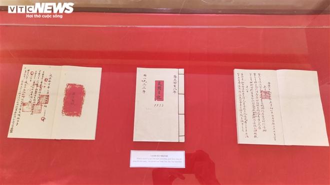 Ảnh: Cận cảnh thư tịch cổ trong kho lưu trữ tài liệu quốc gia triều Nguyễn - Ảnh 5.