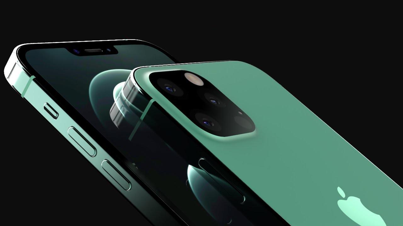 Lộ diện thiết kế iPhone 13 Pro Max trong mơ - Ảnh 1.