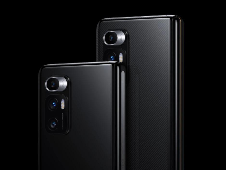 Xiaomi ra mắt smartphone màn hình gập đầu tiên của hãng Mi Mix Fold - Ảnh 3.