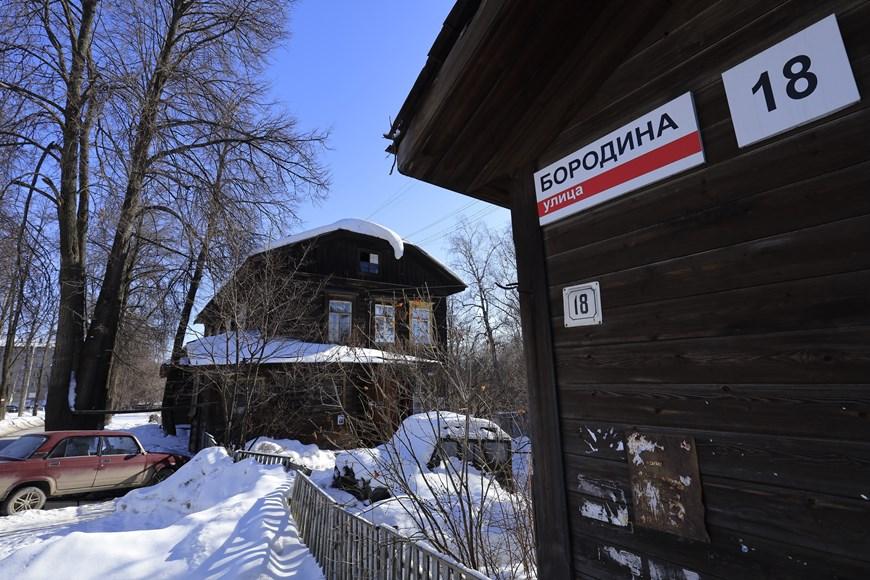 Vẻ đẹp cổ kính của những ngôi nhà hơn trăm tuổi ở Udmurtia  - Ảnh 10.