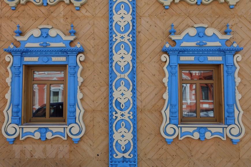 Vẻ đẹp cổ kính của những ngôi nhà hơn trăm tuổi ở Udmurtia  - Ảnh 6.