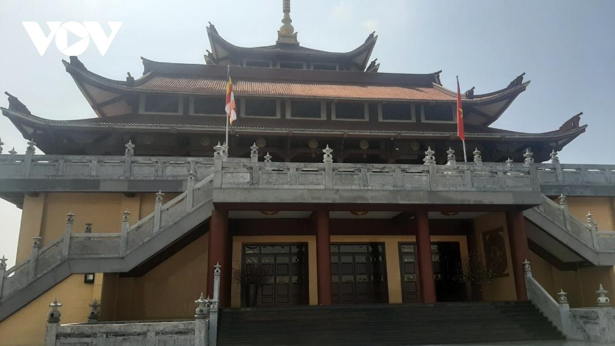Thăm ngôi chùa có khuôn viên rộng tới 20.000m2 - Ảnh 5.