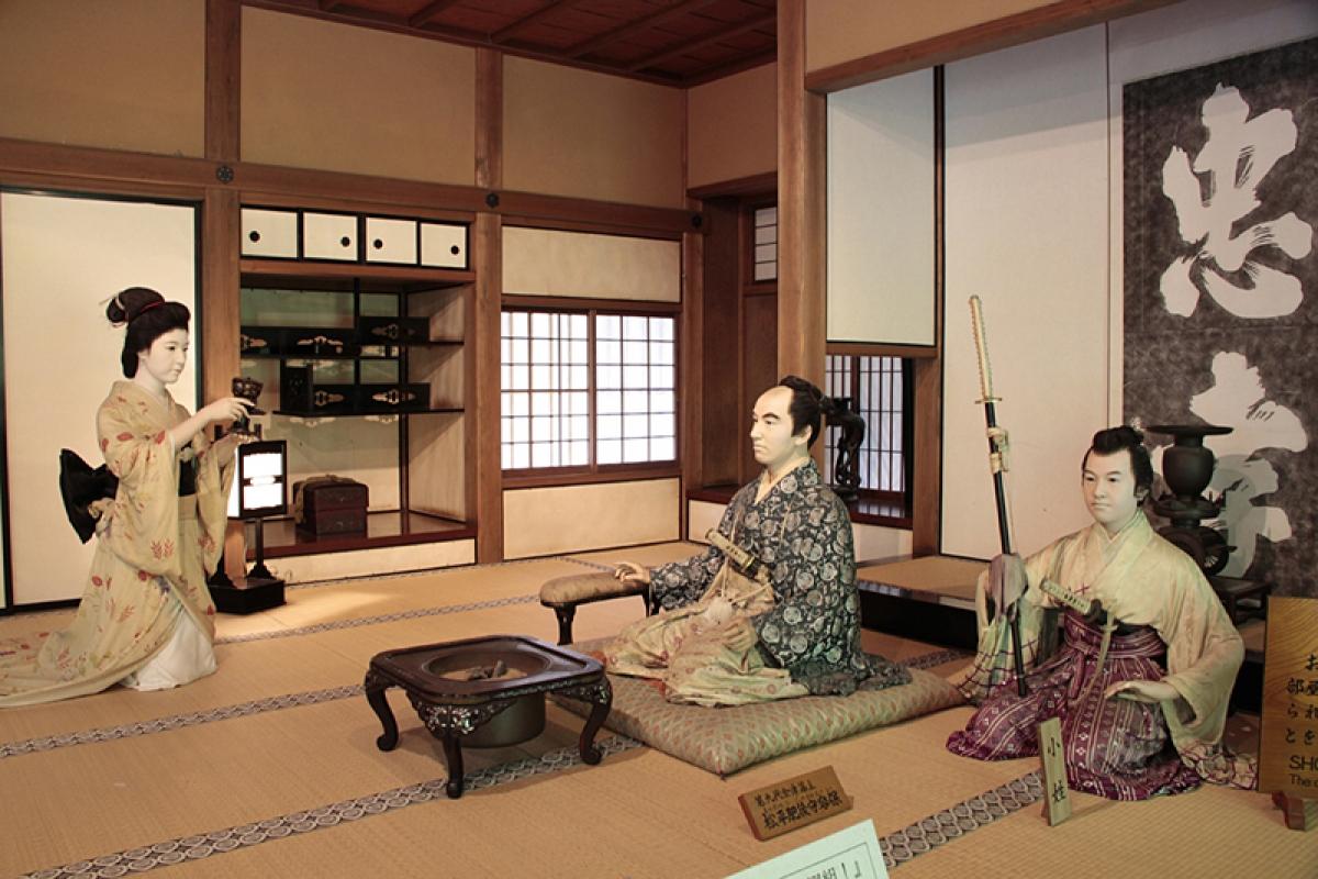 Vẻ đẹp kỳ thú tại quê hương samurai - Ảnh 18.