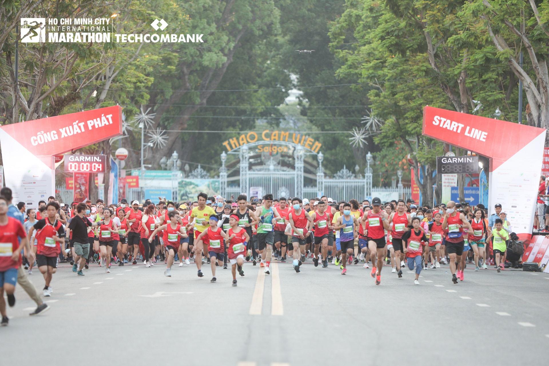 Gian lận tinh vi tại giải marathon ở TP.HCM? - Ảnh 1.