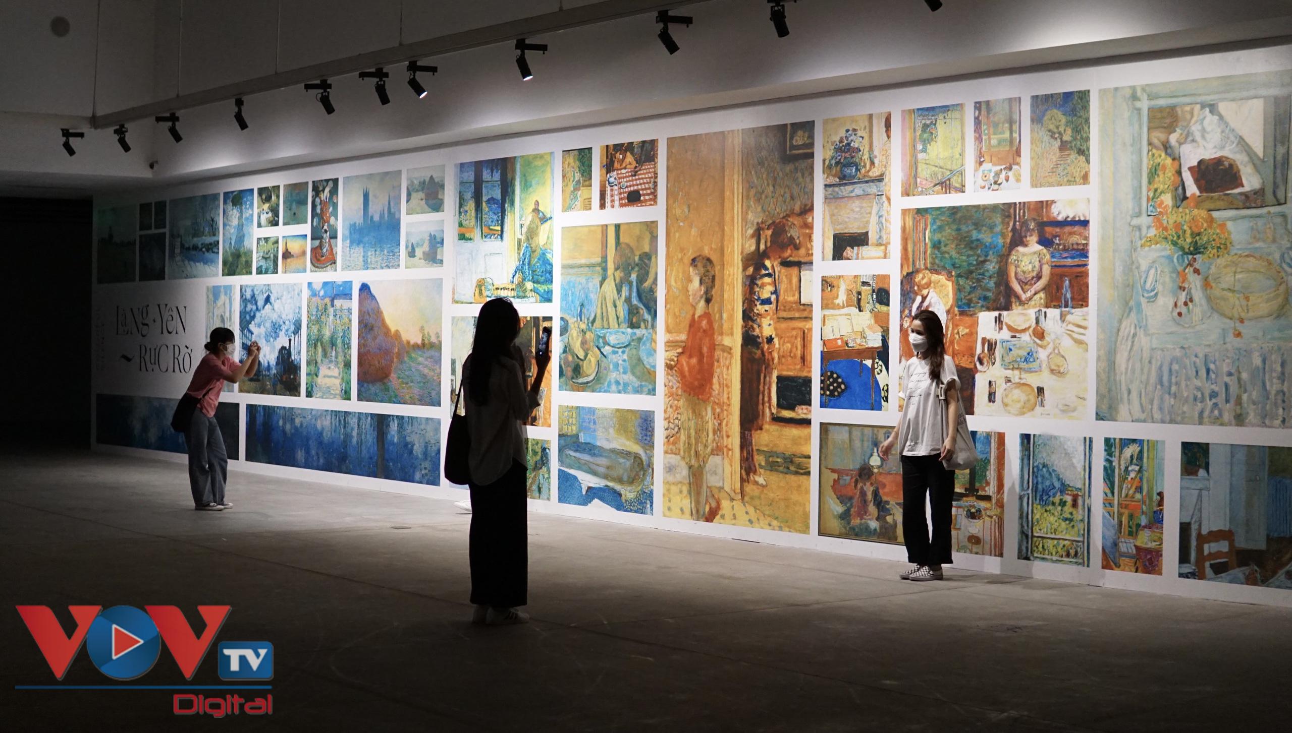 'Lặng yên rực rỡ': Cuộc chu du trong thế giới nghệ thuật - Ảnh 1.