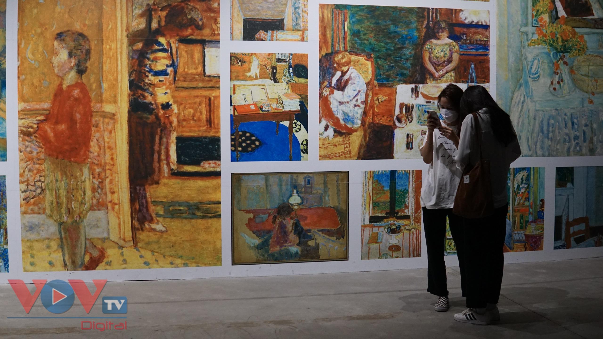 'Lặng yên rực rỡ': Cuộc chu du trong thế giới nghệ thuật - Ảnh 4.