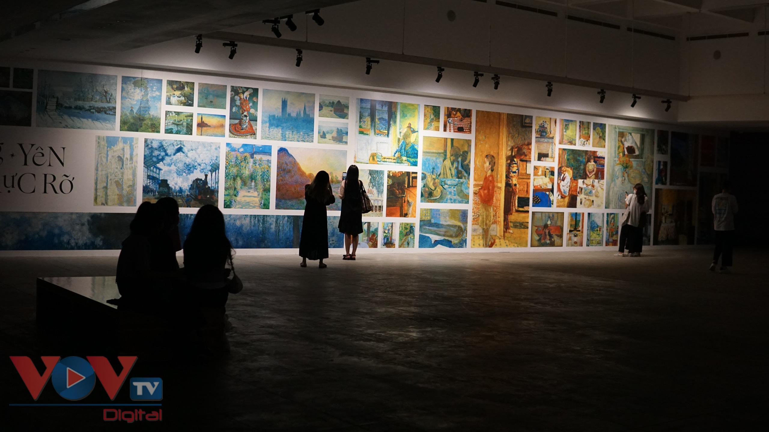 'Lặng yên rực rỡ': Cuộc chu du trong thế giới nghệ thuật - Ảnh 8.