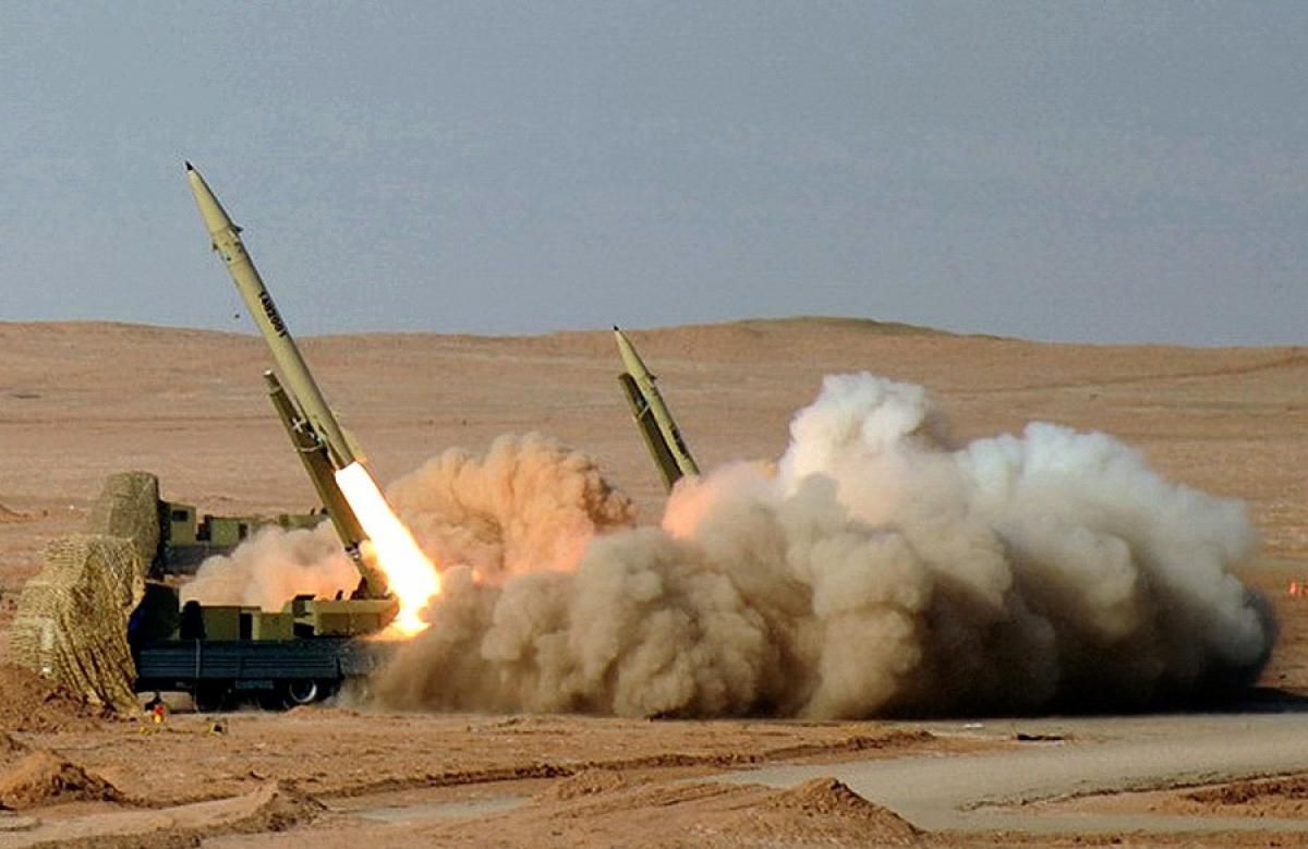 Được trang bị tận răng, vì sao quân đội Mỹ vẫn e ngại tên lửa Iran? - Ảnh 1.