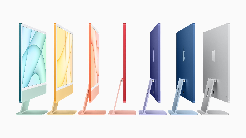 Apple ra mắt iPhone mới màu tím, iPad M1, AirTag và iMac - Ảnh 3.