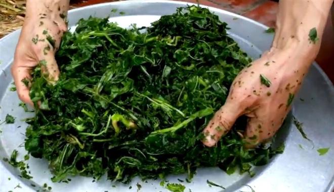 Canh rau sắn chua nấu cá - Đặc sản bình dị của người dân đất Tổ Vua Hùng - Ảnh 4.