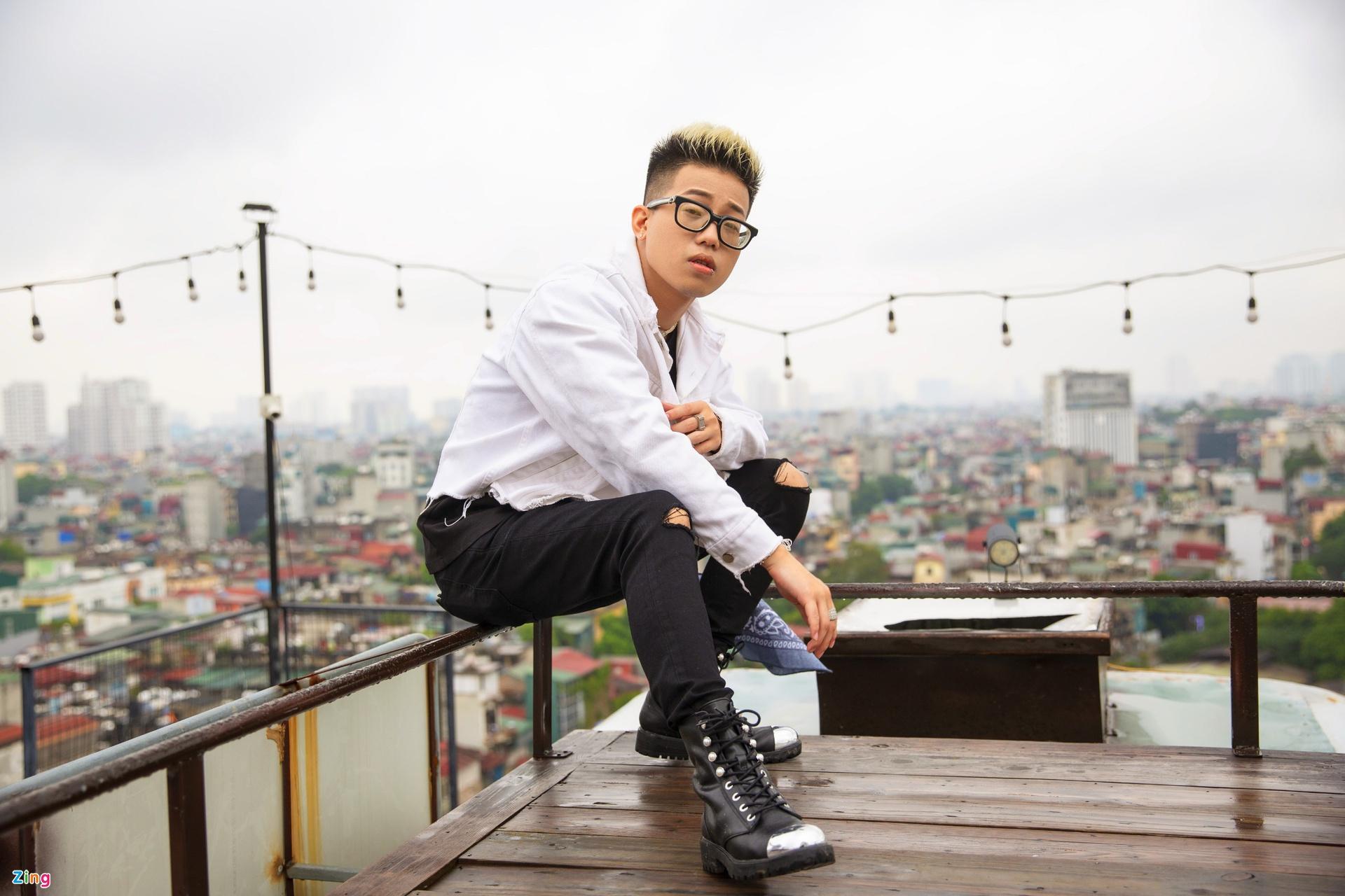 Rap Việt loại Á quân King of Rap RichChoi - Ảnh 3.